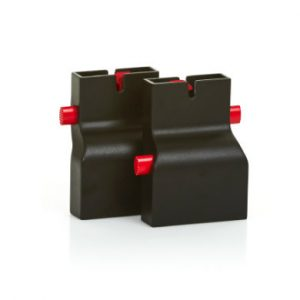 ABC Design Adapter Hazel/Doozy für Kinderwagen - schwarz