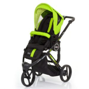 ABC Design Kinderwagen Cobra plus LIME - grün