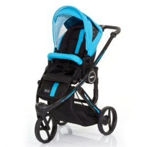ABC Design Kinderwagen Cobra plus RIO - blau