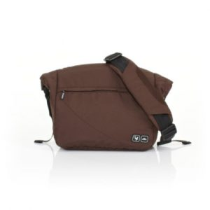 ABC Design Wickeltasche Courier chestnut - braun