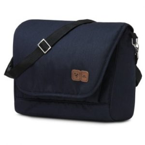 ABC Design Wickeltasche Easy Shadow - blau