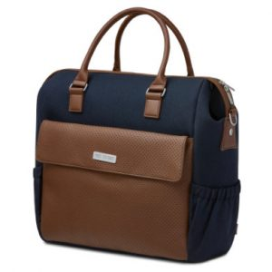 ABC Design Wickeltasche Jetset Shadow 2020 - blau