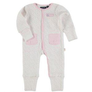Blue Seven Girls Strampler weiß - Gr.Newborn (0 - 6 Monate) - Mädchen
