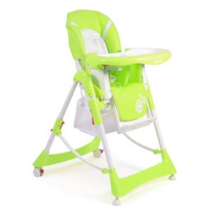 CHIC 4 BABY Hochstuhl ENJOY Lemongreen - grün