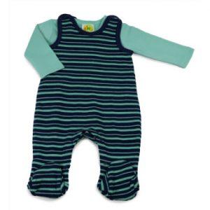 DIMO Strampler Set COSY HOME - Gr.Babymode (6 - 24 Monate) - Unisex