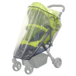 HOCO/JETTE Kinderwagen Regenschutz für Sportwagen