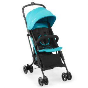 Kinderkraft Kinderwagen Buggy Mini Dot Turquoise - türkis