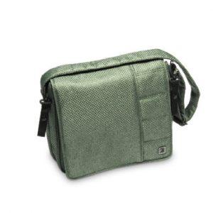 MOON Wickeltasche olive/panama - grün
