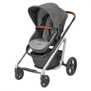 Maxi Cosi Kinderwagen Lila Nomad Grey - grau