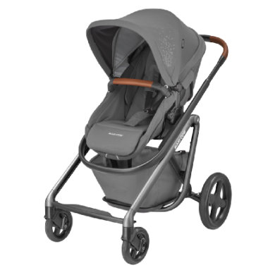 Maxi Cosi Kinderwagen Lila Sparkling Grey - grau