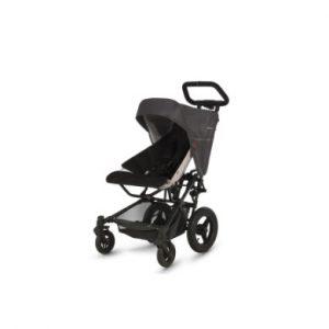 Micralite Kinderwagen FastFold Black - schwarz