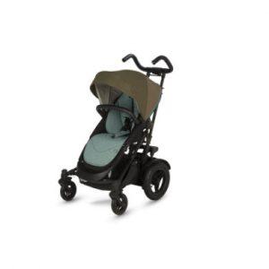 Micralite Kinderwagen TwoFold Evergreen - grün