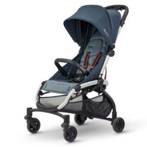 Quinny Kinderwagen LDN Graphite Twist - grau