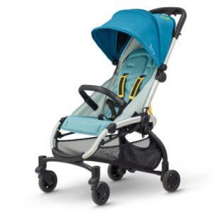 Quinny Kinderwagen LDN Grey Twist - blau