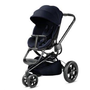 Quinny Kinderwagen Moodd Midnight Blue - blau