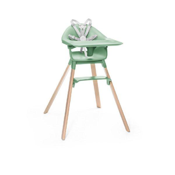 STOKKE ® CLIKK™ Hochstuhl Clover Green - grün