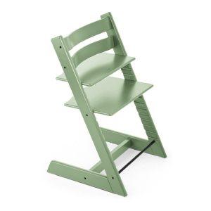 STOKKE ® Tripp Trapp® Hochstuhl Buche Moss Green - grün