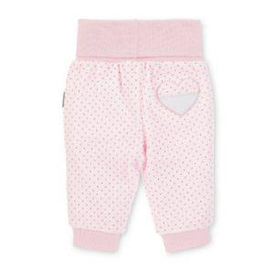 Sterntaler Strampler-Hose Waldis Hoppel rosa - rosa/pink - Gr.Babymode (6 - 24 Monate) - Mädchen