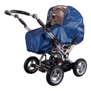 Sunnybaby Regenschutz für Kinderwagen Royal