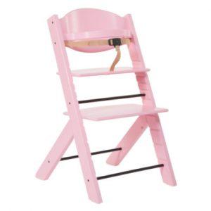 Treppy ® Hochstuhl rosa - rosa/pink