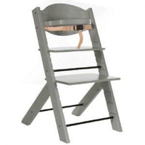 Treppy ® Hochstuhl woody gray - grau