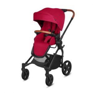 cbx Kinderwagen Kody Pure Lux crunchy red - rot