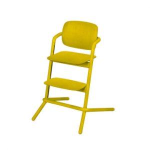 cybex GOLD Hochstuhl Lemo Holz Canary Yellow-yellow - gelb