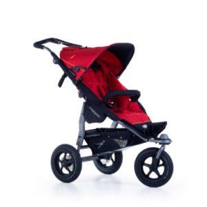 tfk Kinderwagen Joggster Adventure 2 Tango Red - rot