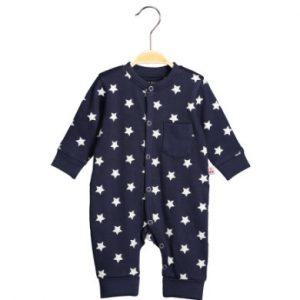 Blue Seven Baby Strampler Dunkelblau - Gr.Newborn (0 - 6 Monate) - Unisex
