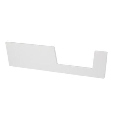 Done by Deer™ Einstiegsschutz für 60 x 120 cm Babybett Grau - grau