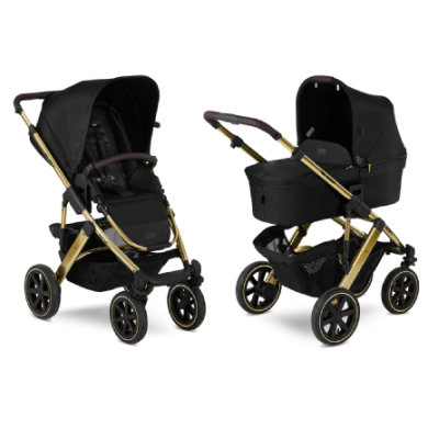 ABC DESIGN Kinderwagen Salsa 4 Air Diamond Special Edition Champagne