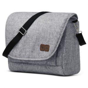 ABC DESIGN Wickeltasche Easy Graphite Grey