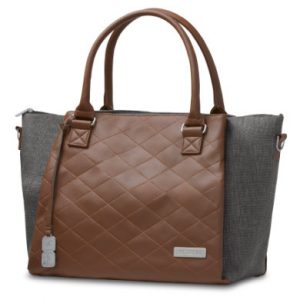 ABC DESIGN Wickeltasche Royal Diamond Special Edition Asphalt