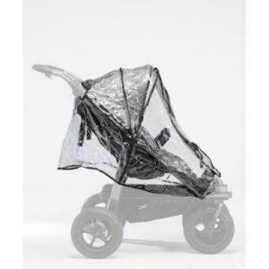 TFK Regenschutz Duo für Kinderwagen