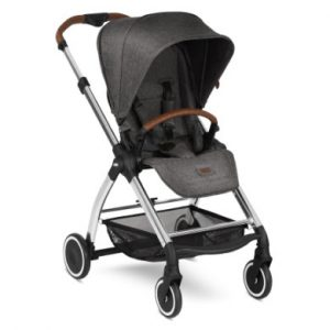 ABC DESIGN Kinderwagen Limbo Diamond Special Edition Asphalt