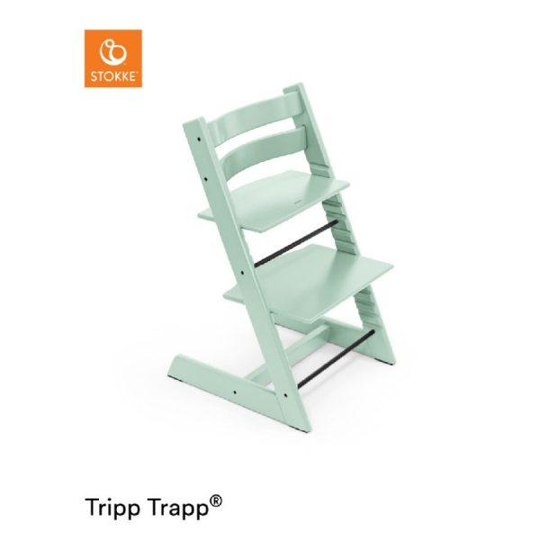 STOKKE® Tripp Trapp® Hochstuhl Buche Soft Mint
