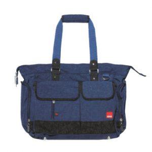 Schardt Wickeltasche Baggy blau