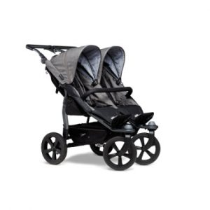 tfk Kinderwagen Duo Ecco Premium Grau
