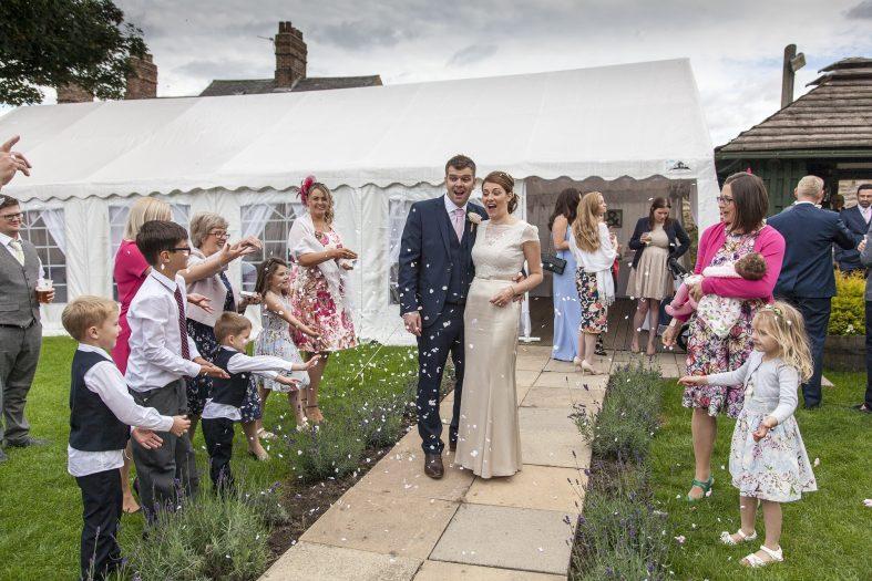 Hochzeit mit kleinen Kindern