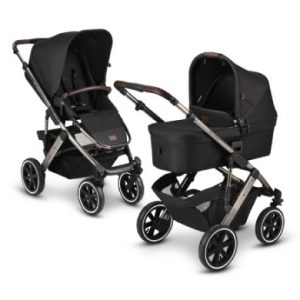ABC DESIGN Kinderwagen Salsa 4 Air Dolphin Diamond Edition Kollektion 2021