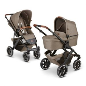 ABC DESIGN Kinderwagen Salsa 4 Air Nature Fashion Edition Kollektion 2021