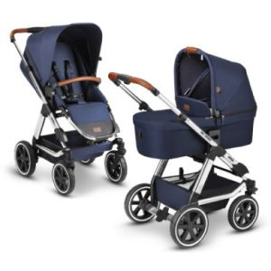 ABC DESIGN Kinderwagen Viper 4 Navy Diamond Edition Kollektion 2021