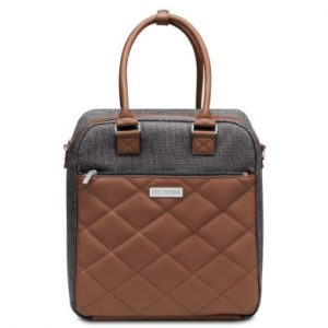 ABC DESIGN Wickeltasche Explore Asphalt Diamond Edition