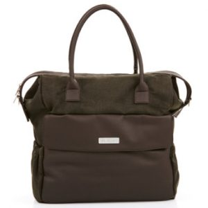 ABC DESIGN Wickeltasche Jetset leaf