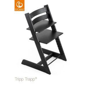 STOKKE® Tripp Trapp® Hochstuhl Oak schwarz